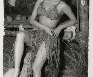ava gardner and the little hut image