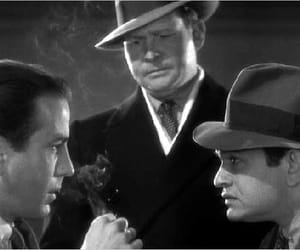 Humphrey Bogart, edward robinson, and bullets or ballots image