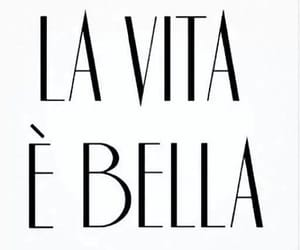 bella, italian, and italy image