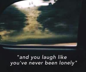 lonely, quotes, and sad image