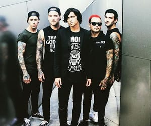 kellin quinn, jack fowler, and sleeping with sirens image