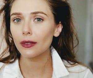 actress, pretty girl, and elizabeth olsen image