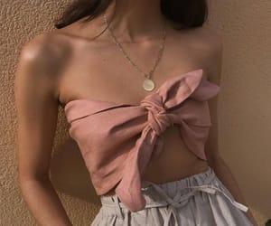 beauty, pink, and fashion image