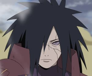 naruto, madara, and anime image