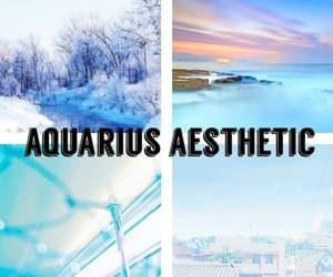 blue, horoscopes, and zodiac sign image