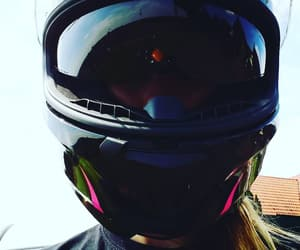 france, girl, and moto image