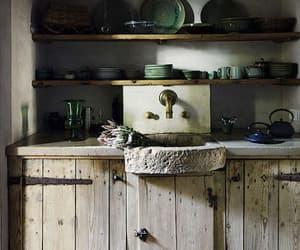 cuisine, maison, and house image