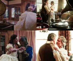 timeless, rumbelle, and onceuponatime image