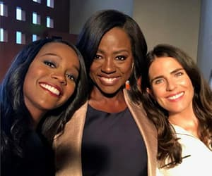 tv show, viola davis, and laurel castillo image