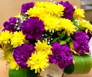 birthday flowers, online flower delivery, and flowers for dinner date image