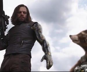 Avengers, bucky, and Marvel image