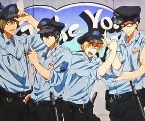 anime, rei, and makoto tachibana image