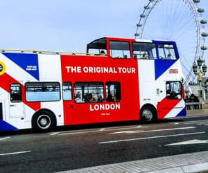 bus, london, and lovethiscity image
