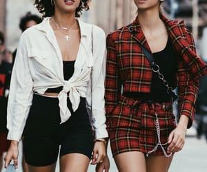 fashion, model, and beauty image