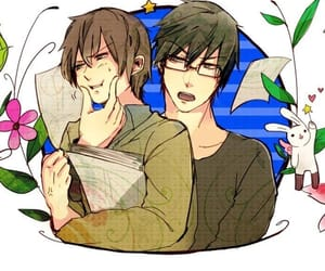 yaoi, takano masamune, and love image