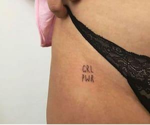 tattoo, tatuaje, and pequeño image