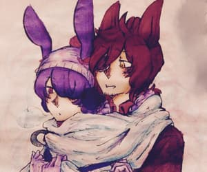 Bonnie, five nights at freddy's, and cold image