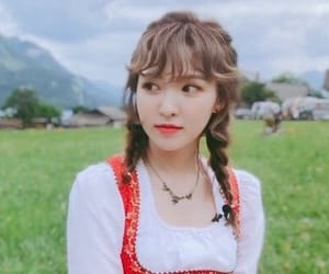 kpop and wendy image