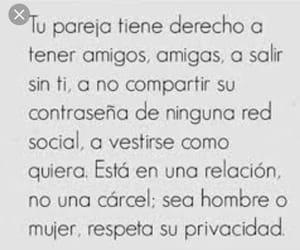 amor, respeto, and parejas image