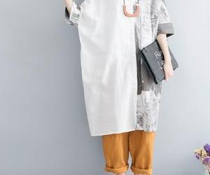 Dress Shirt, linen dress, and shirt dress image