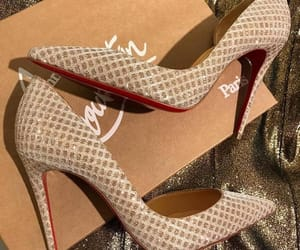 shoes, heels, and glam image