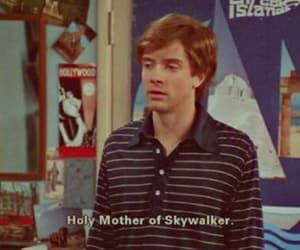 eric, star wars, and that 70s show image