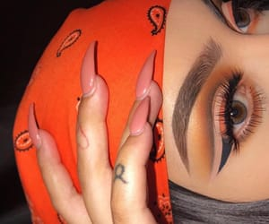 beauty, nails, and makeup image