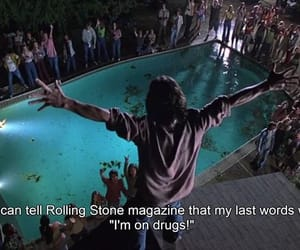 movie, drugs, and almost famous image