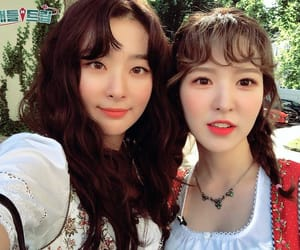 wendy, redvelvet, and seulgi image