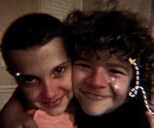 blush, finn, and stranger things image
