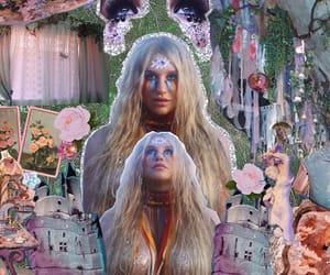 Collage and kesha image