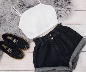 outfit and shoes image