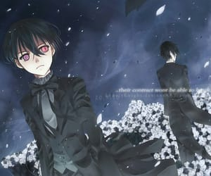 anime, black butler, and ciel image