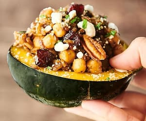 recipe, yum, and squash image