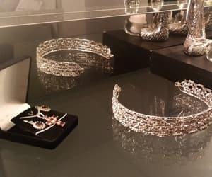 accessories, bride, and brilho image