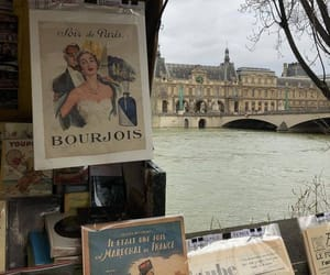 art, book, and france image