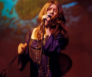 60's, janis joplin, and music image