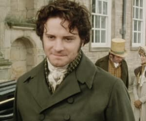 bbc, jane austen, and Colin Firth image