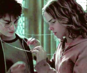 best friends, gif, and harry potter image