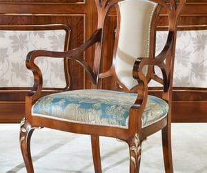 interior design, stuhl, and muebles image
