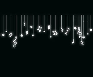 edit, music notes, and overlay image