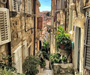 buildings, Croatia, and traveling image