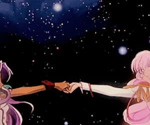 anime, gif, and shoujo kakumei utena image