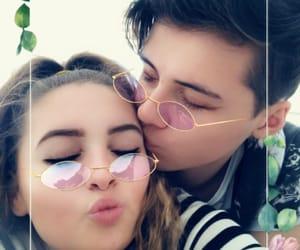 boyfriend, teen love, and snapchat image