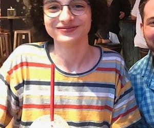 candid, calpurnia, and stranger things cast image
