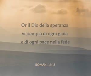 romani, dio, and fede image