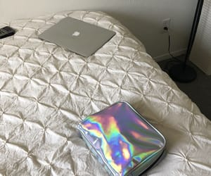 apple, bedroom, and mac image