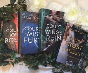 book, books, and sarah j maas image