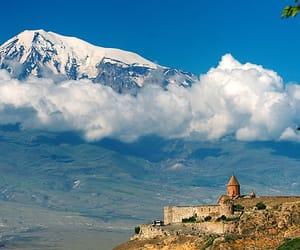 ararat, armenia, and church image