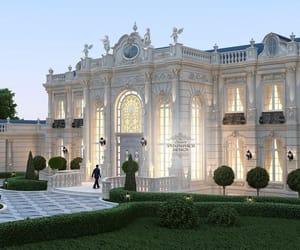 architecture, aristocratic, and art image